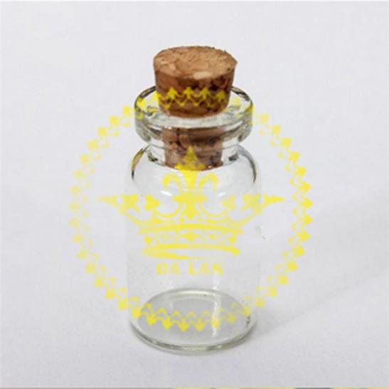 Cung cấp chai thủy tinh nút bần giá sỉ - Bán chai lọ mỹ phẩm tại TP.HCM