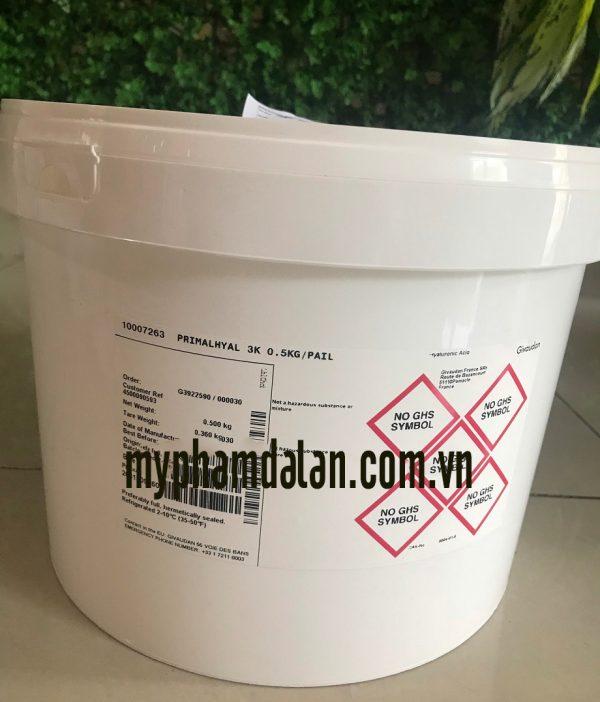 Bán chất chống lão hóa PrimalHyal 3K – Nguyên liệu mỹ phẩm organic