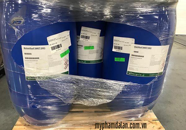 Bán chất hoạt động bề mặt Sodium methyl cocoyl taurate giá sỉ