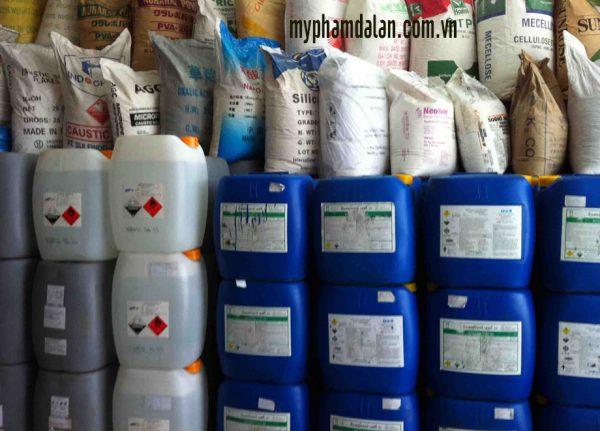 Hoạt chất giữ ẩm Hyalo-Oligo – Bán nguyên liệu mỹ phẩm giá sỉ