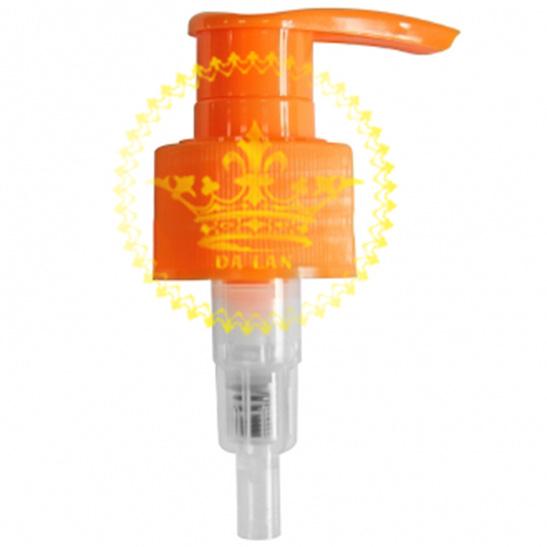 Cung cấp vòi xịt màu cam chai sữa dưỡng thể, sữa tắm giá sỉ - Bán chai lọ mỹ phẩm tại TP.HCM
