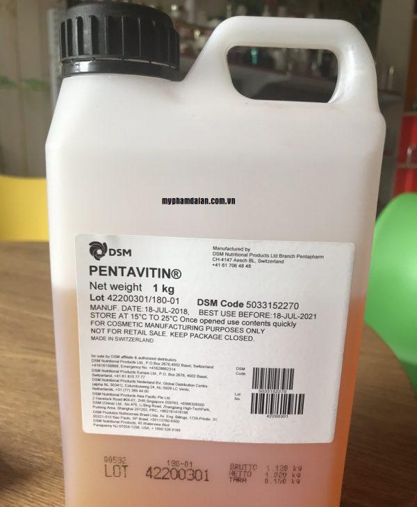 Bán Pentavitin nguyên liệu mỹ phẩm – Nguyên liệu làm mỹ phẩm organic