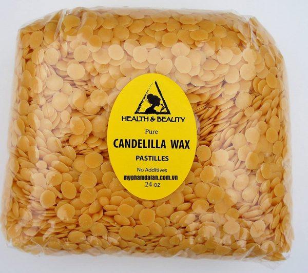 Bán sáp Candelilla Wax nguyên liệu mỹ phẩm – Nguyên liệu làm mỹ phẩm TPHCM