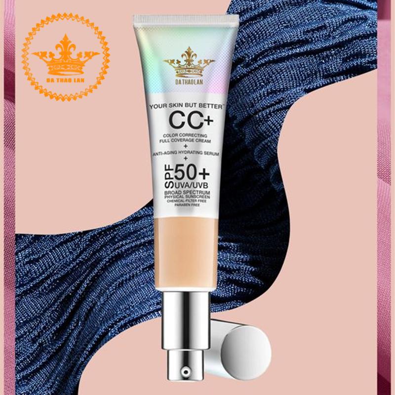 Gia công CC Cream – Nhận gia công kem CC Cream độc quyền