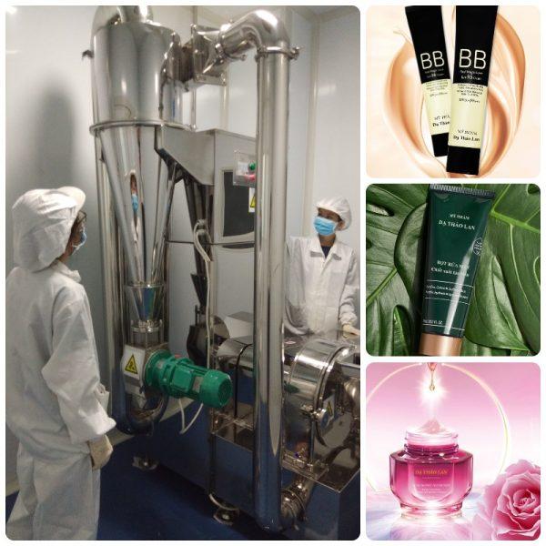 Gia công gel rửa mặt nghệ – Gia công mỹ phẩm độc quyền