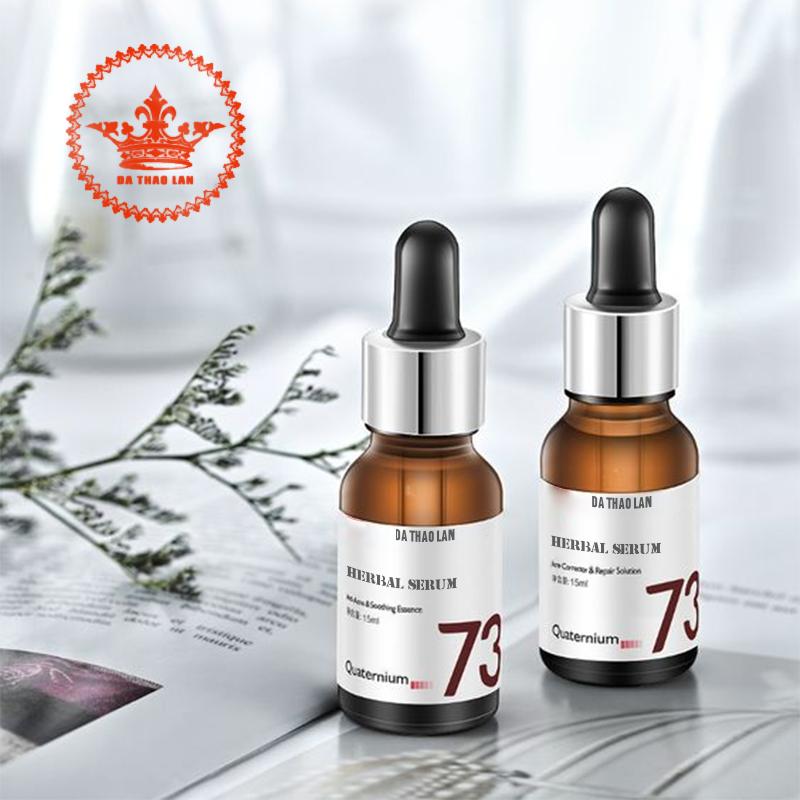 Gia công serum mụn thảo mộc – Gia công mỹ phẩm trọn gói tại TPHCM